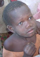 Street Child Begging